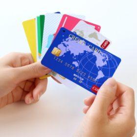 クレジットカード、交通系電子マネー使えます