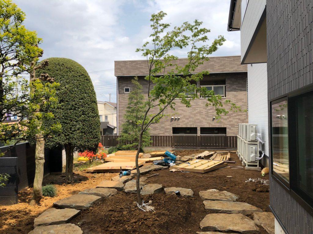MOG 和風庭園づくり